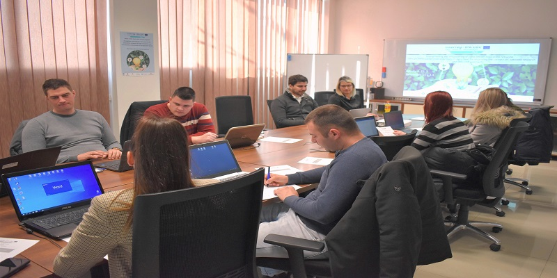 Training for innovation brokers at Tehnopolis